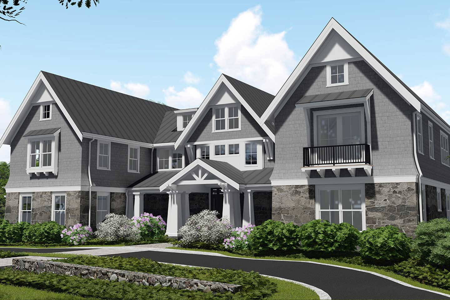 dartmouth dream front view